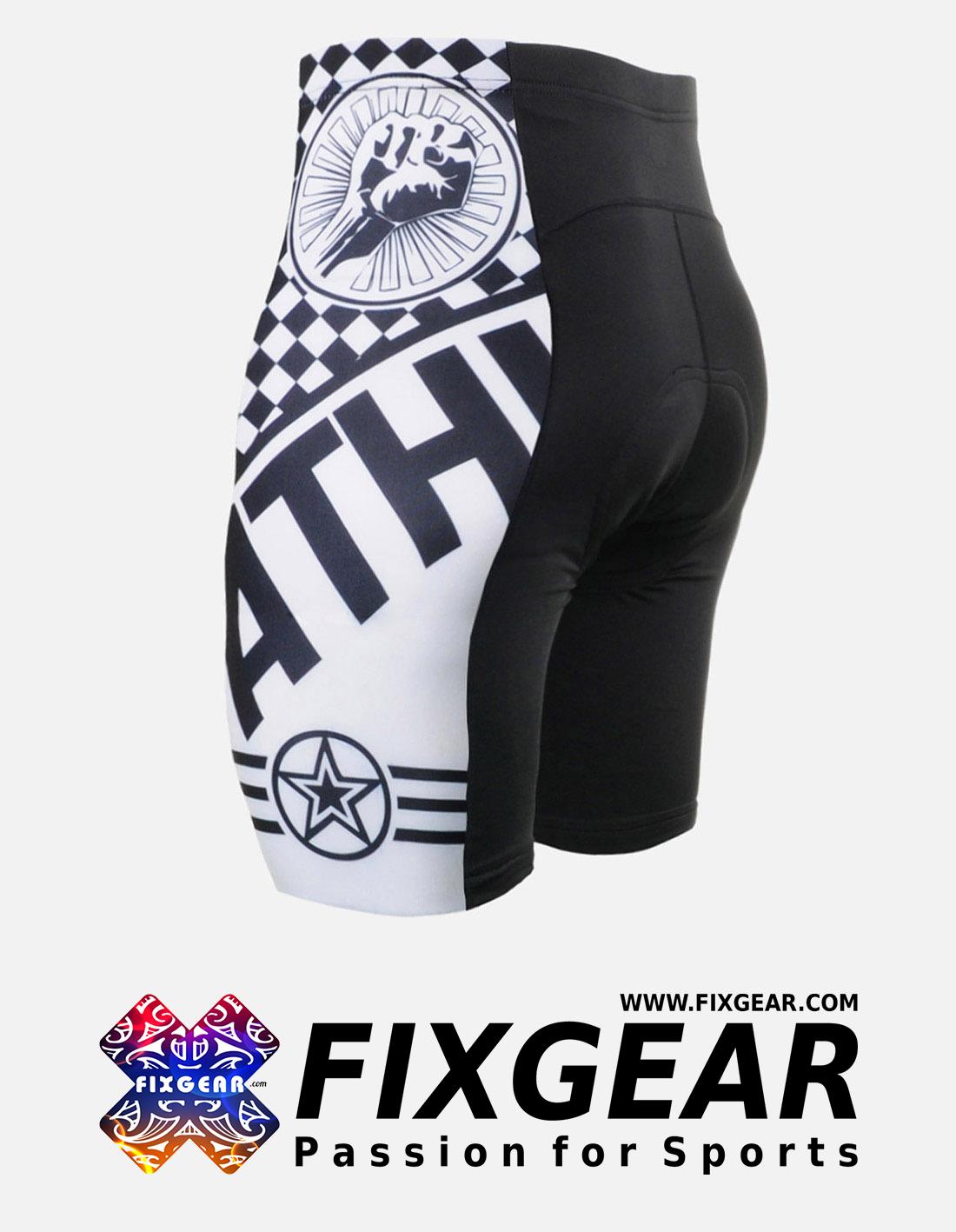 FIXGEAR ST-W6 Women's Cycling Padded Shorts
