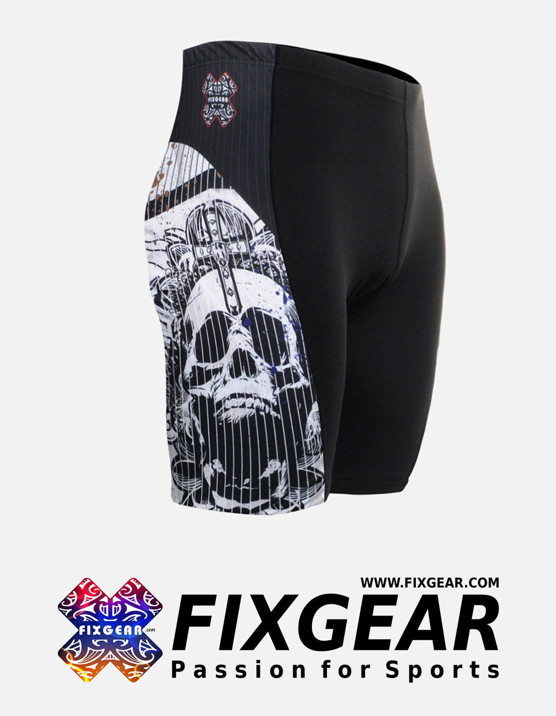 FIXGEAR ST-W9 Women's Cycling Padded Shorts