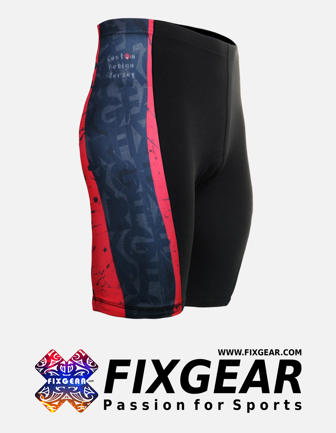 FIXGEAR ST-g6 Men's Cycling Cycling Padded Shorts