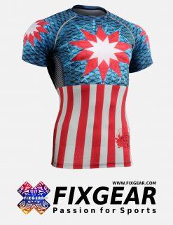 FIXGEAR CFS-37 Skin-tight Compression Base Layer Shirt