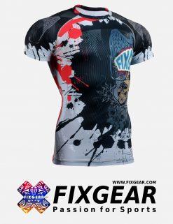 FIXGEAR CFS-44 Skin-tight Compression Base Layer Shirt