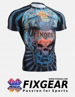 FIXGEAR CFS-74 Skin-tight Compression Base Layer Shirt