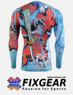 FIXGEAR CFL-77 Compression Base Layer Shirt
