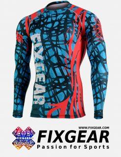 FIXGEAR CFL-H2 Compression Base Layer Shirt