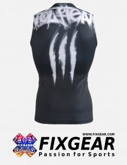 FIXGEAR CFN-H18 Compression Base Layer Sleeveless Shirt