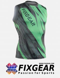 FIXGEAR CFN-H68C Compression Base Layer Sleeveless Shirt