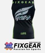 FIXGEAR CFN-L12K Compression Base Layer Sleeveless Shirt 2