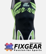 FIXGEAR CFN-L12K Compression Base Layer Sleeveless Shirt