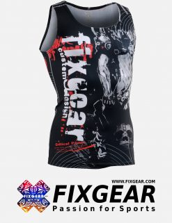 FIXGEAR CFN-L30 Compression Base Layer Sleeveless Shirt
