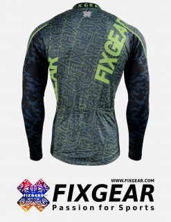 FIXGEAR H1-1 Men's Cycling Jersey Long Sleeve