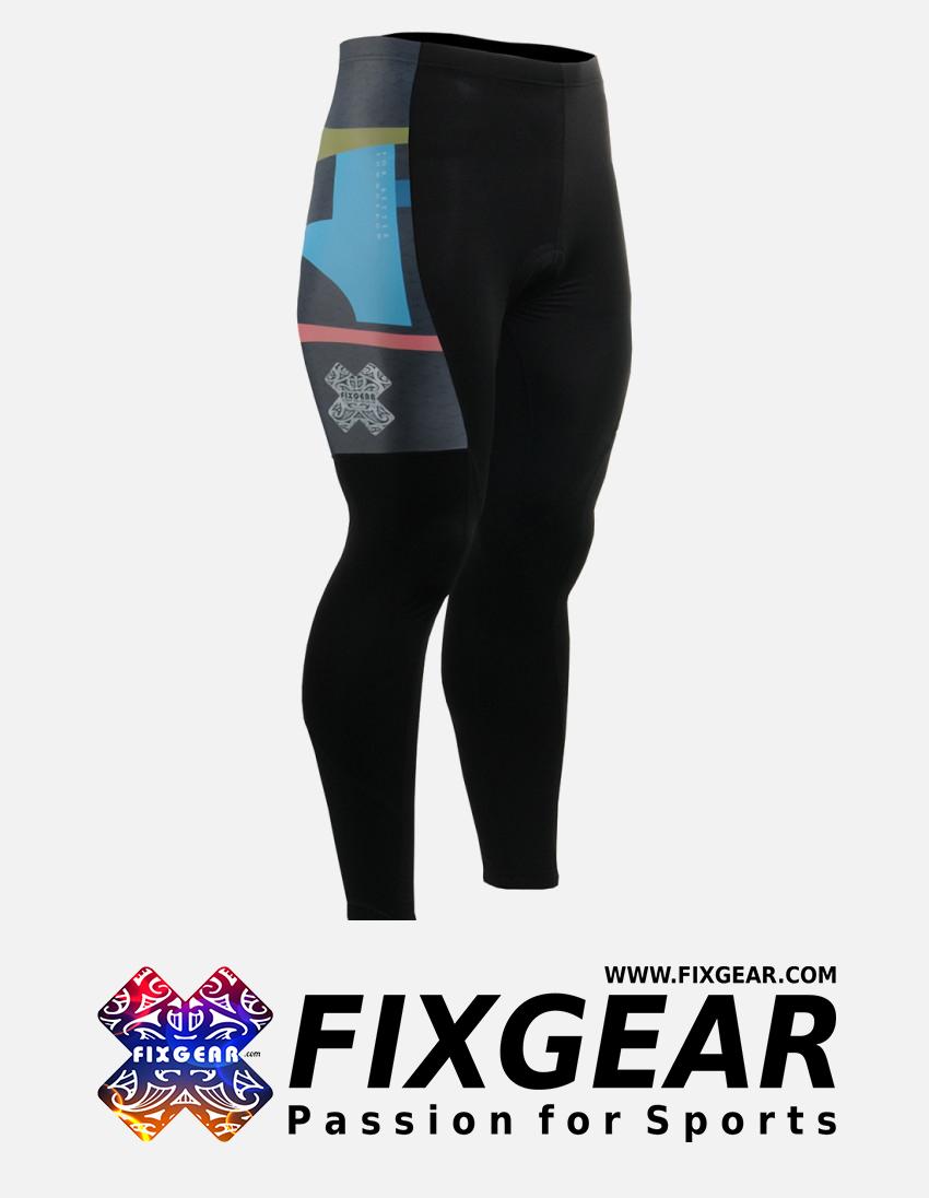 FIXGEAR LT-34K Men's Cycling Cycling Padded Pants 1