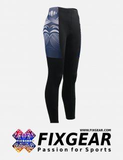 FIXGEAR LT-WJ2 Women's Cycling Padded Long Pants