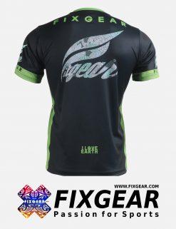 FIXGEAR RM-12K2 Men's Casual short sleeve Crew-Neck T-Shirt