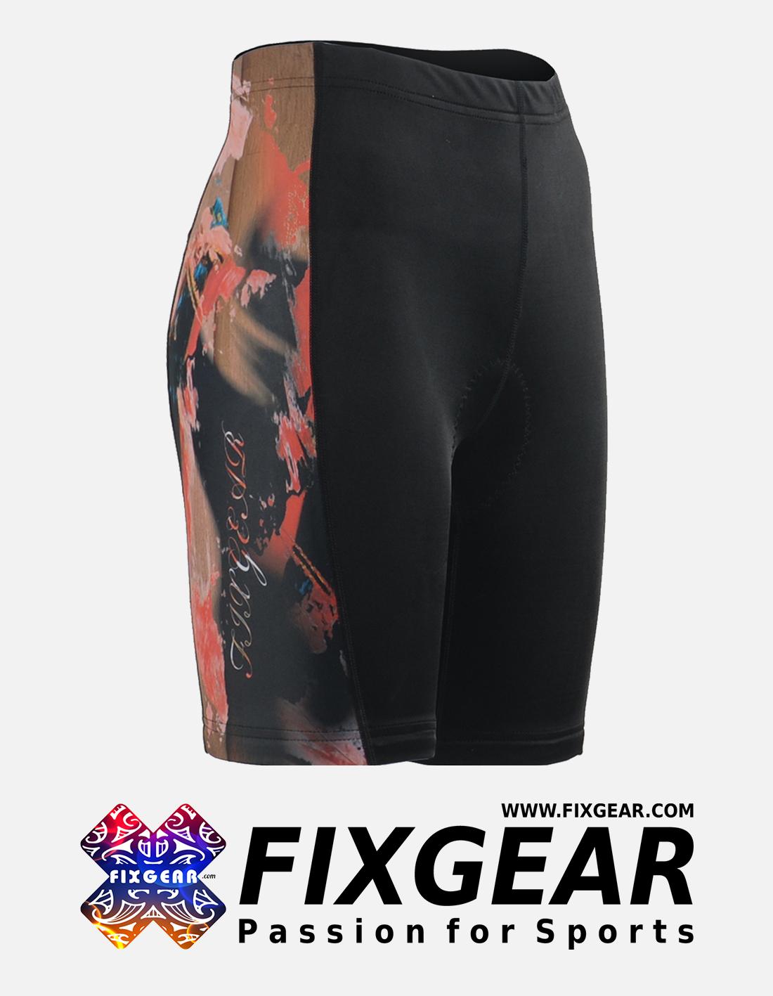 FIXGEAR ST-WJ1 Women's Cycling Padded Shorts