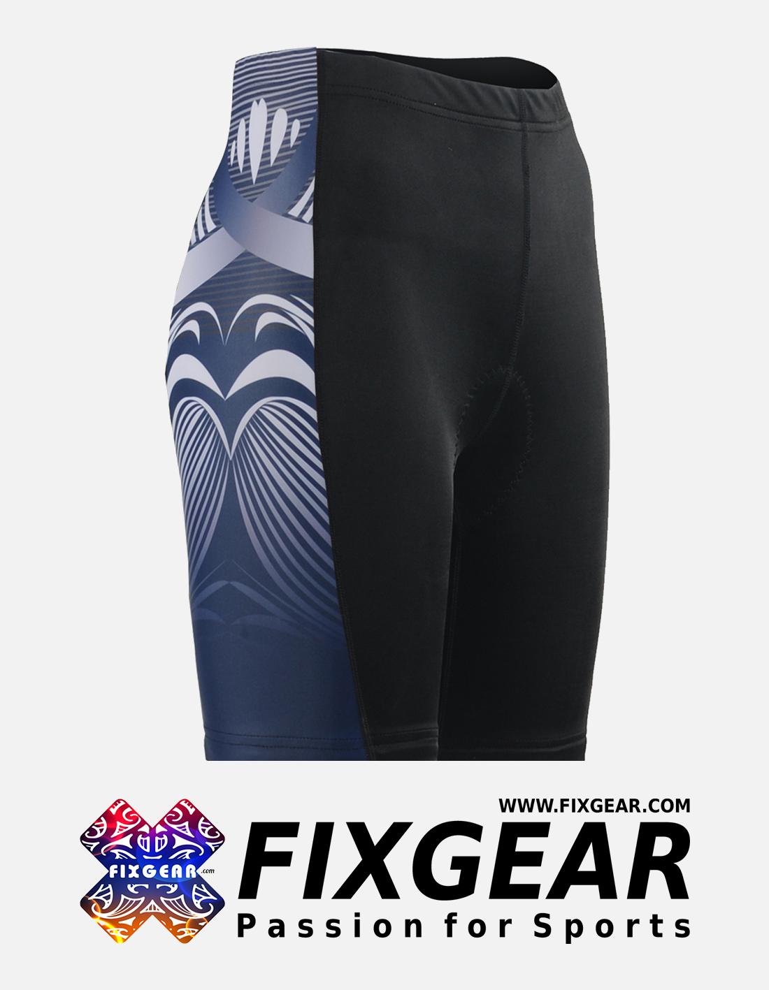 FIXGEAR ST-WJ2 Women's Cycling Padded Shorts