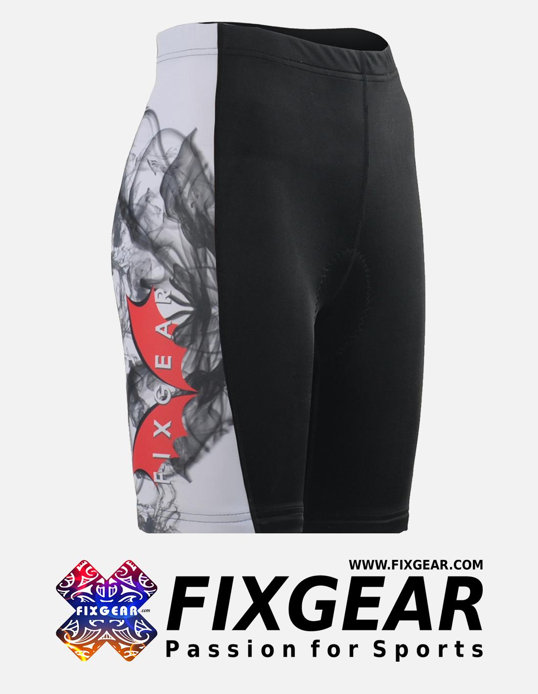 FIXGEAR ST-WJ3 Women's Cycling Padded Shorts