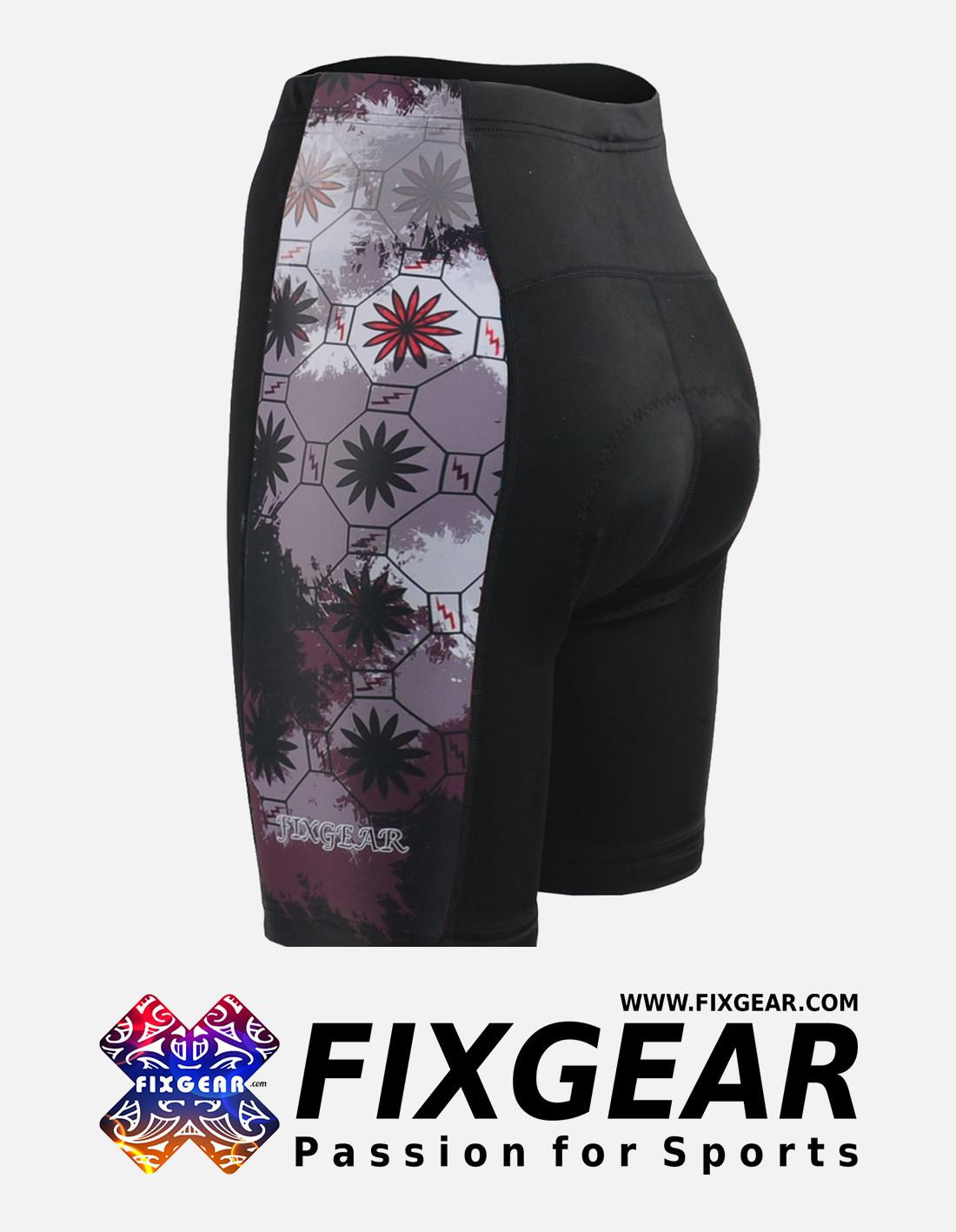 FIXGEAR ST-WJ4 Women's Cycling Padded Shorts