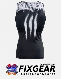 FIXGEAR CFN-L18 Compression Base Layer Sleeveless Shirt