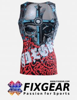 FIXGEAR CFN-L73 Compression Base Layer Sleeveless Shirt