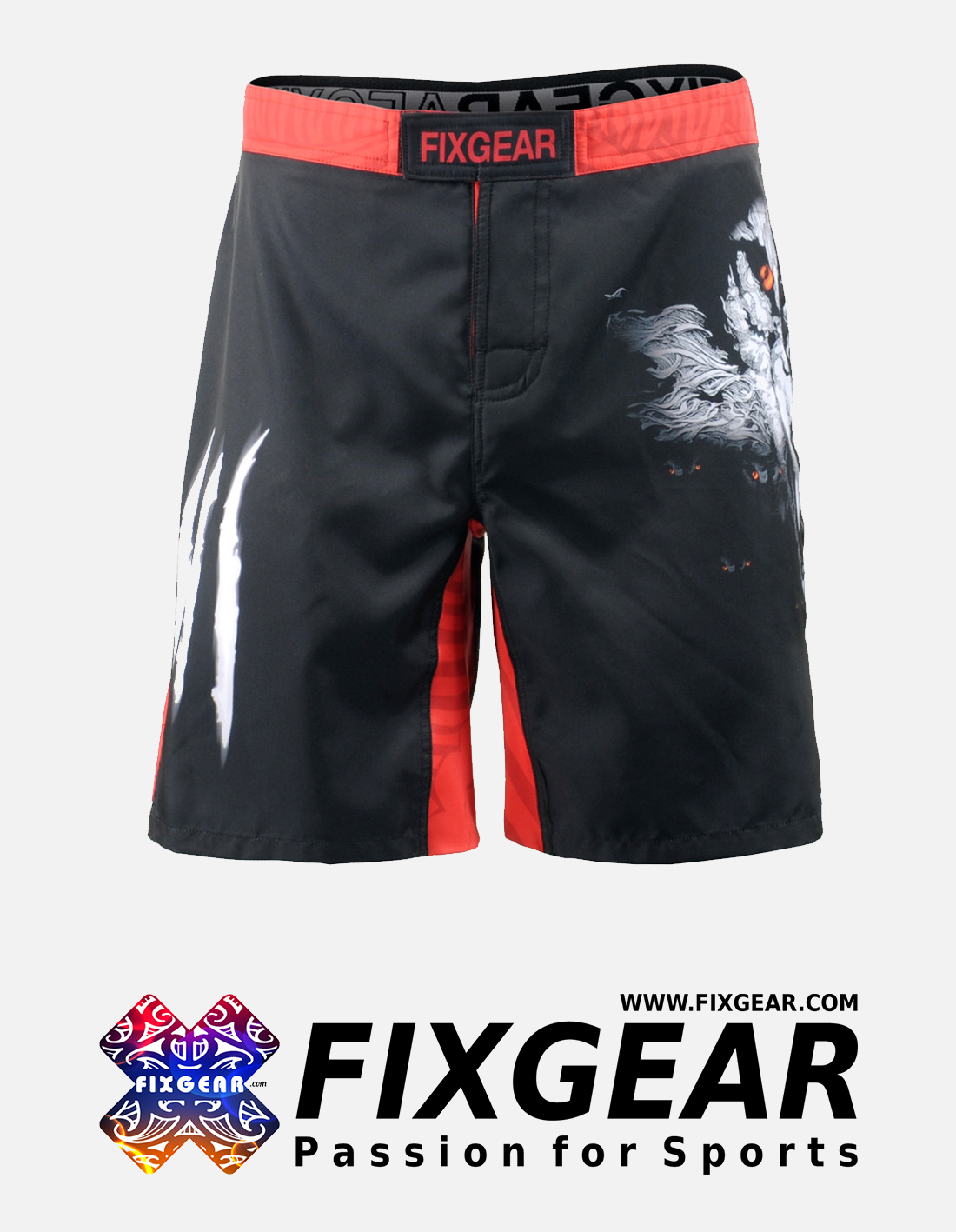 FIXGEAR FMS-18 Training Shorts