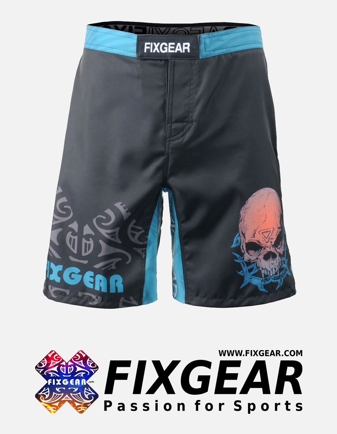 FIXGEAR FMS-74 Training Shorts