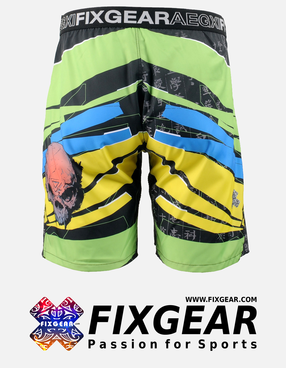 FIXGEAR FMS-74g Training Shorts