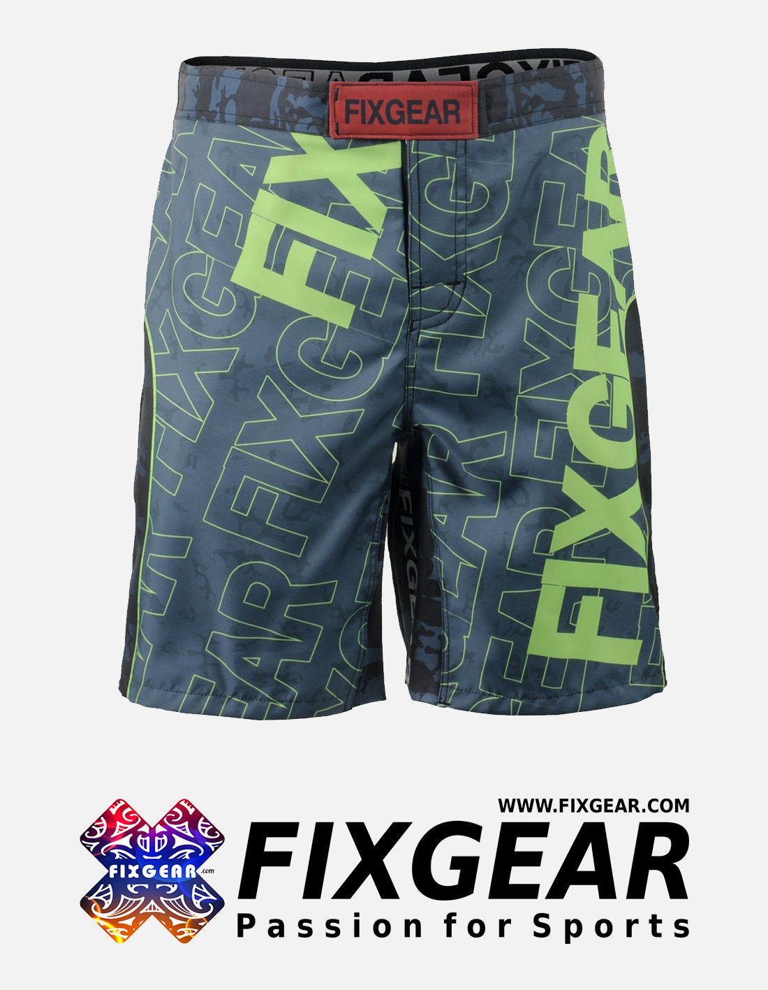 FIXGEAR FMS-H1 Training Shorts
