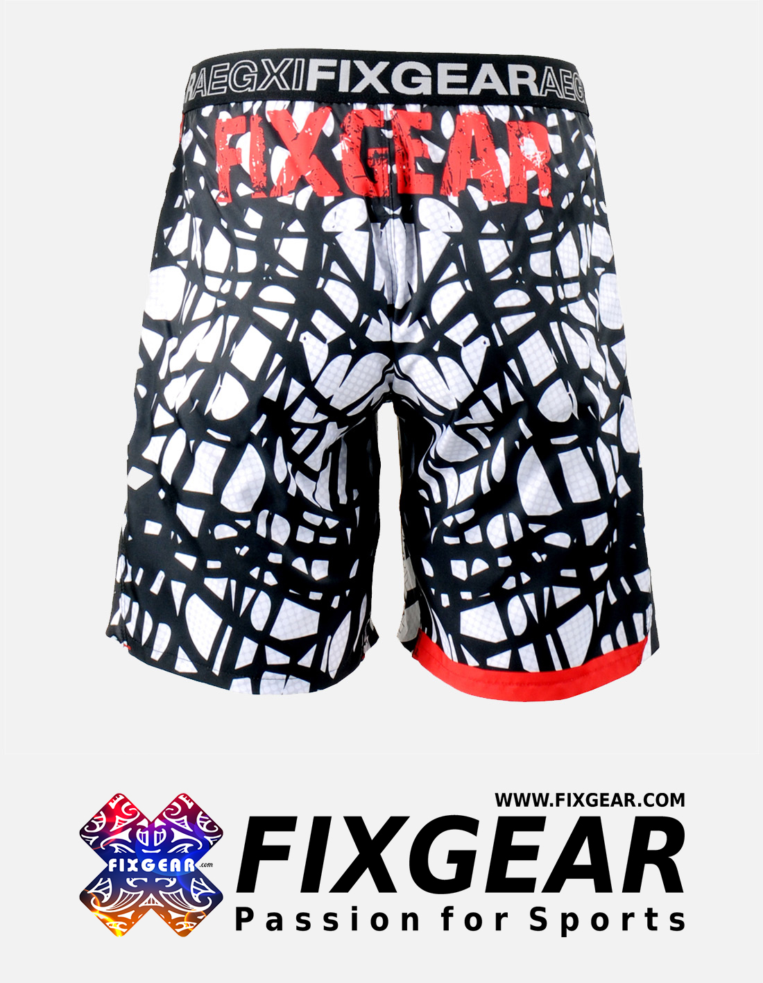 FIXGEAR FMS-H2 Training Shorts