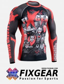 FIXGEAR CFL-H4 Compression Base Layer Shirt