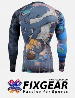 FIXGEAR CFL-H5-C Compression Base Layer Shirt