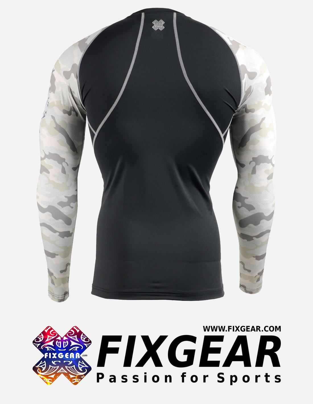 FIXGEAR CPD-BM1Y Compression Base Layer Shirt